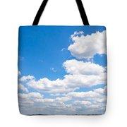 Florida Sky - Tallahassee, Florida Tote Bag