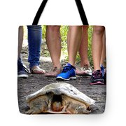 Florida Softshell Turtle 003 Tote Bag