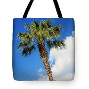 Florida State Tree Tote Bag