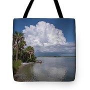Florida Mountains Tote Bag