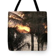 Florida Sunset 2 Tote Bag