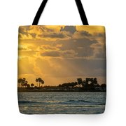 Florida Sunset-3 Tote Bag
