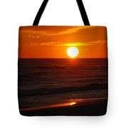 Florida Sunset Tote Bag