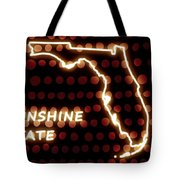 Florida - The Sunshine State Tote Bag