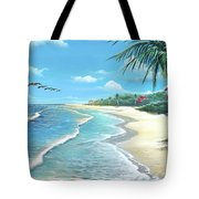 Florida Treasure Tote Bag