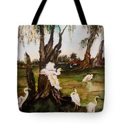 Florida Wild Tote Bag