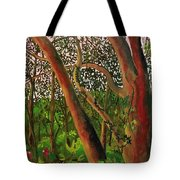 Florida Woodlands Tote Bag