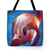 Florida's Flamingo's Tote Bag