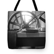 Flour Mill Tote Bag