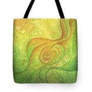 Flow #9 Tote Bag