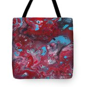 Flow Acrylic 4817 Tote Bag