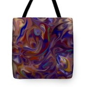 Flow In Chaos Tote Bag