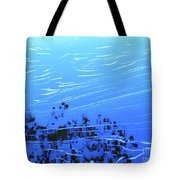 Flow Of Life Tote Bag