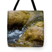 Flow Through And Eddy Tote Bag