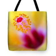 Flower - Stamen 2 Tote Bag