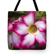 Flower 12 Pink White Yellow Tote Bag