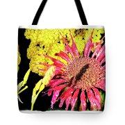 Flower 23af, Ny, 16 Tote Bag