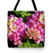 Flower 23f, Ny, 16 Tote Bag