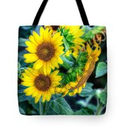 Flower #39 Tote Bag