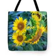 Flower #40 Tote Bag