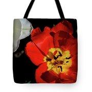 Flower 55 Tote Bag