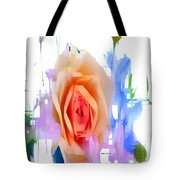 Flower 9296 Tote Bag