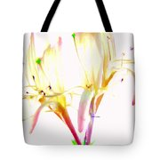 Flower 9315 Tote Bag