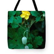 Flower And Fruit Tote Bag