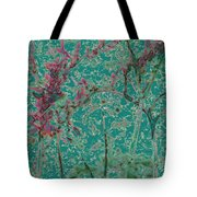 Flower Arches Tote Bag