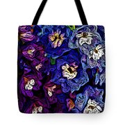 Flower Arrangement II Tote Bag