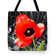 Flower As Art Tote Bag