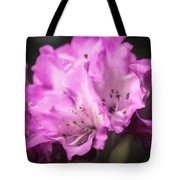 Flower Beauty Tote Bag