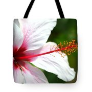 Flower Beauty Tote Bag