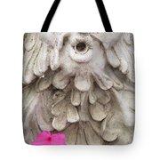Flower Blower Tote Bag