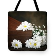 Flower Box Tote Bag