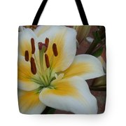 Flower Close Up 3 Tote Bag