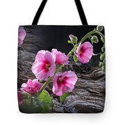 Flower Country Tote Bag
