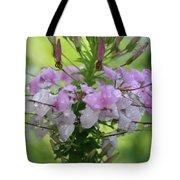 Flower Dew Beauty Tote Bag
