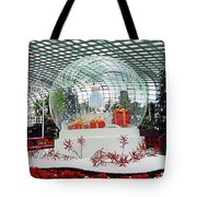 Flower Dome 2 Tote Bag