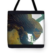 Flower Dome 27 Tote Bag