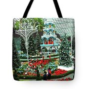 Flower Dome 29 Tote Bag