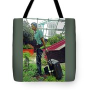 Flower Dome 30 Tote Bag