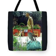 Flower Dome 31 Tote Bag