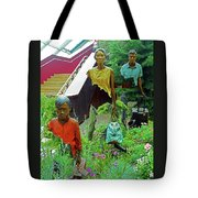 Flower Dome 34 Tote Bag