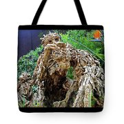 Flower Dome 41 Tote Bag
