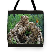 Flower Dome 42 Tote Bag