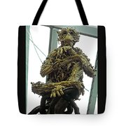 Flower Dome 43 Tote Bag
