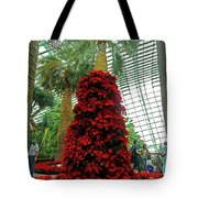 Flower Dome 45 Tote Bag