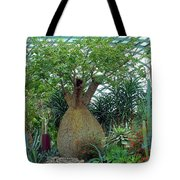 Flower Dome 6 Tote Bag
