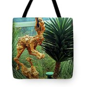 Flower Dome 8 Tote Bag